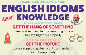 10 English Idioms about Knowledge. Intermediate level English. Effortless English learning. #impara #Αγγλικά #английскийязык #الإنجليزية #educación #LearnEnglish #Englishteacher #AprenderIngles #idioms #ingles