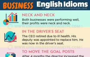 Learn English Business Idioms