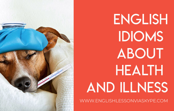 10 English Idioms about Health #learnenglish #englishlessons #englishteacher #ingles