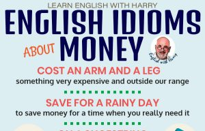 English Idioms Related to Money