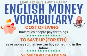 English Money Vocabulary – How to Talk about Money in English