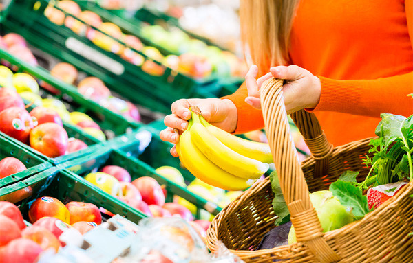 English vocabulary - shopping for groceries