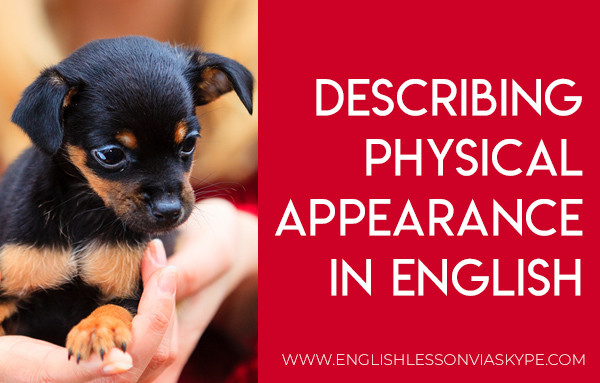 How to describe physical appearance in English. Adjectives to describe physical appearance in English. #learnenglish #englishlessons #englishteacher #ingles #aprenderingles #englishvocabulary