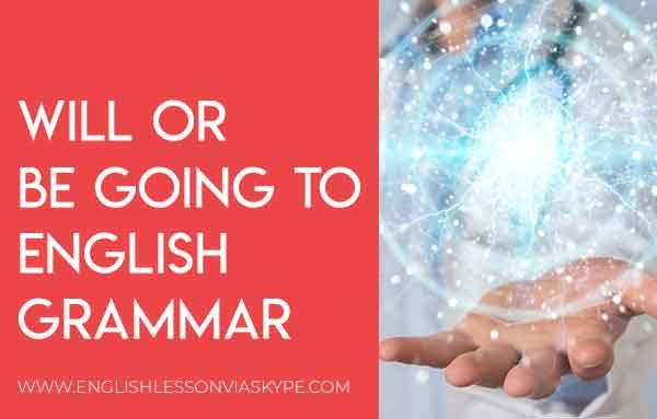 Talking about the Future in English. English Grammar Rules. #learnenglish