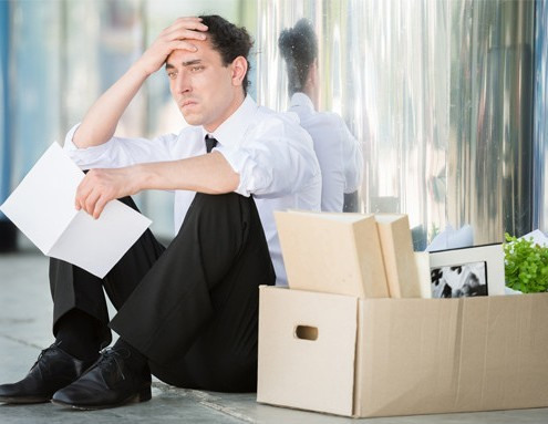 Learn English vocabulary connected to losing a job
