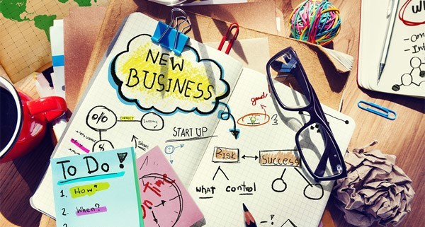 Starting a new business - business English vocabulary words