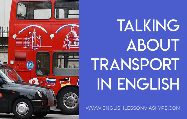 How to talk about transport in English. Different types of public and private transport in English. Intermediate level English. #vocabulary #englishlessons #englishteacher #ingles #aprenderingles #englishlanguage