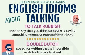 English Expressions about TALKING