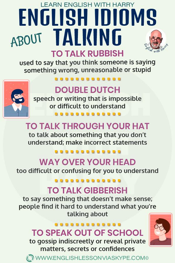 🔴 English Expressions about Talking #learnenglish #englishlessons #englishteacher