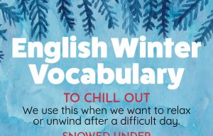 English Words and Phrases Connected to Winter