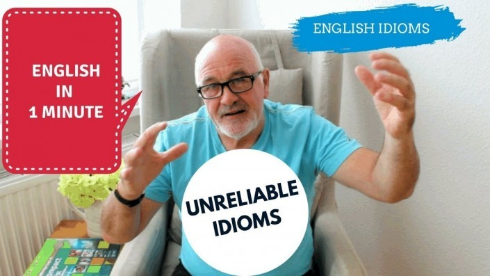 English idioms connected to reliability
