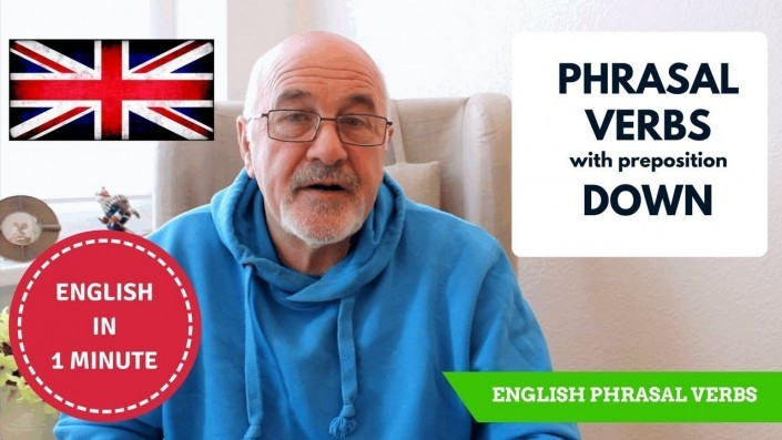 How to learn English phrasal verbs with Down