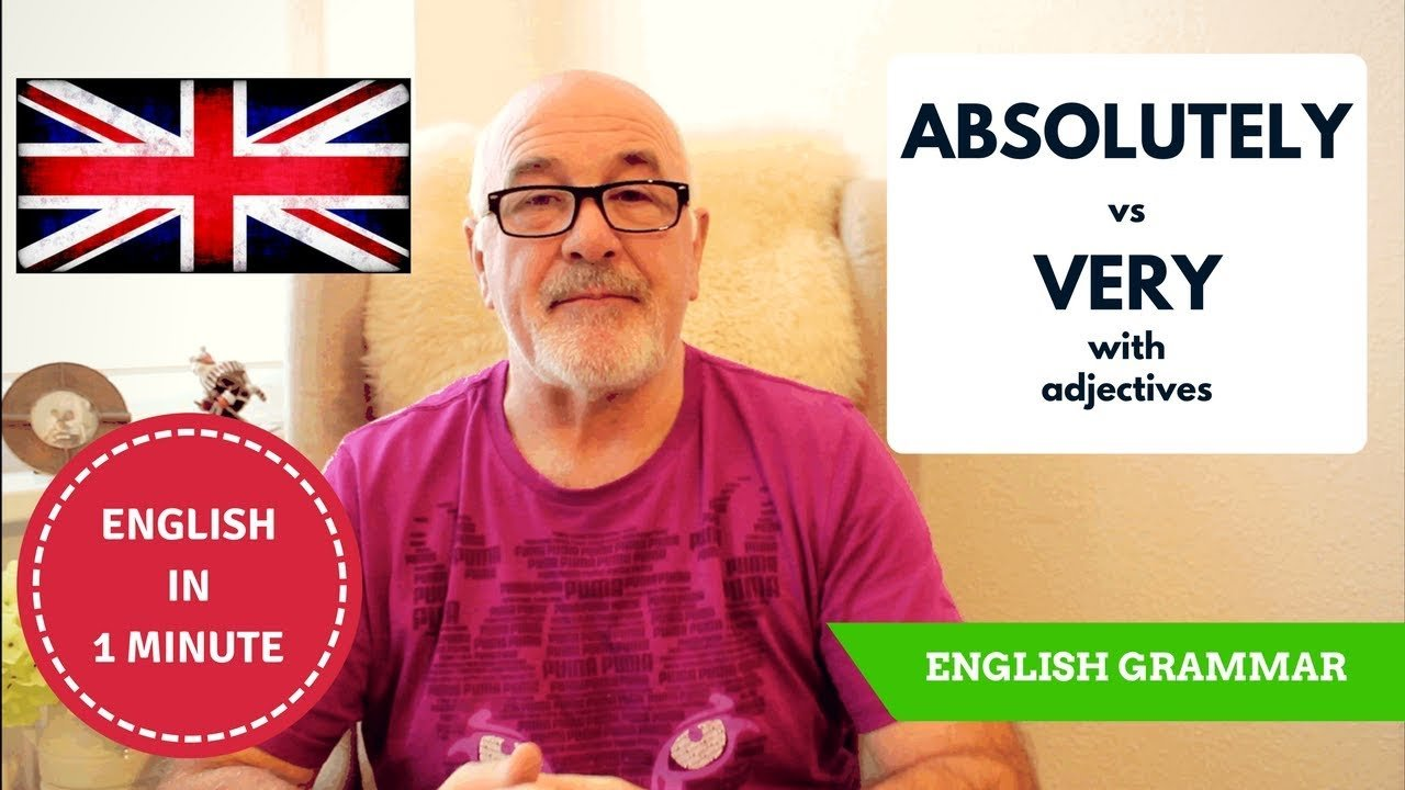 Learn English Grammar - how to use intensifiers with adjectives