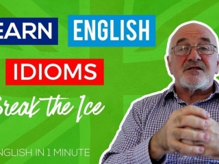 Break the Ice Idiom meaning