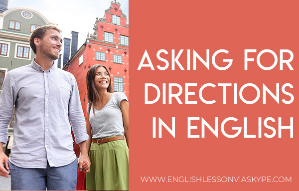 🔴How to give directions in English. Asking and giving directions in English. Improve your English vocabulary. #learnenglish #englishlessons #inglesprof #ingles #course #englishlanguage #skype