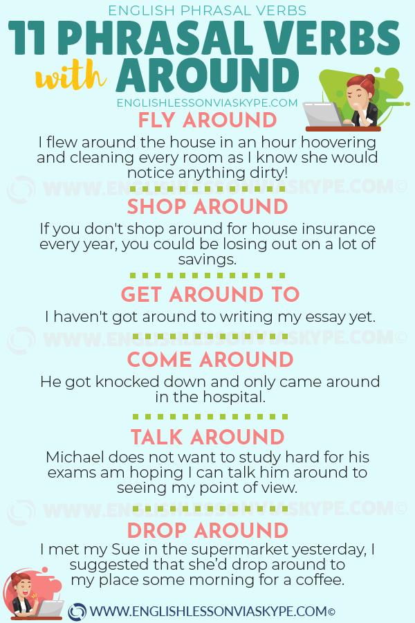English phrasal verbs with Around. Fly around, turn around, hang around meaning. English with Harry at www.englishlessonviaskype.com #learnenglish #englishlessons #tienganh #EnglishTeacher #vocabulary #ingles #อังกฤษ #английский #aprenderingles #english #cursodeingles #учианглийский #vocabulário #dicasdeingles #learningenglish #ingilizce #englishgrammar #englishvocabulary #ielts #idiomas