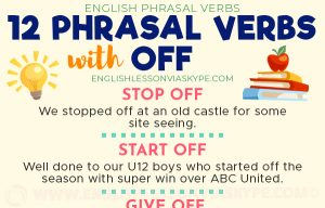 13 Phrasal verbs with Off with meanings and examples. Advanced English lessons. www.englishlessonviaskype.com #learnenglish #englishlessons #EnglishTeacher #vocabulary #ingles #อังกฤษ #английский #aprenderingles #english #cursodeingles #учианглийский #vocabulário #dicasdeingles #learningenglish #ingilizce #englishgrammar #englishvocabulary #ielts #idiomas
