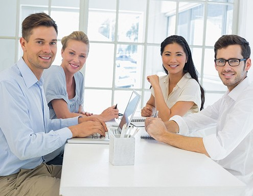 Business meeting - Use English expressions related to work