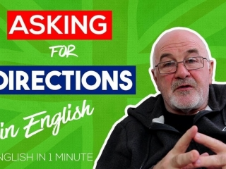 Asking for directions in English - useful English phrases