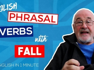 Learn phrasal verbs with FALL and their meanings