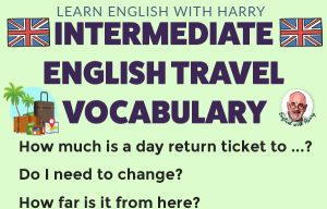 English for travelling. Intermediate English travel vocabulary. Useful words and phrases. www.englishlessonviaskype.com #learnenglish #englishlessons #tienganh #EnglishTeacher #vocabulary #ingles #อังกฤษ #английский #aprenderingles #english #cursodeingles #учианглийский #vocabulário #dicasdeingles #learningenglish #ingilizce #englishgrammar #englishvocabulary #ielts #idiomas