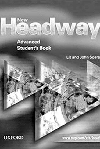 English Learning text book New Headway