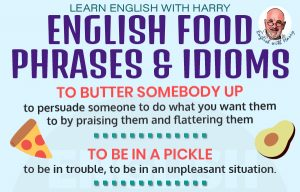 Food Phrases and Idioms