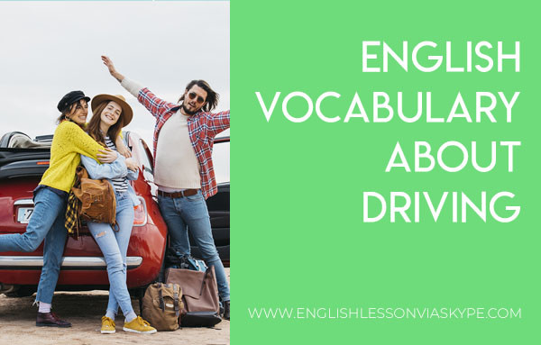 English vocabulary related to driving. Intermediate level English #englishlessons #englishteacher #ingles #อังกฤษ #английский #英语 #영어