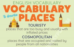English Adjectives to Describe Places