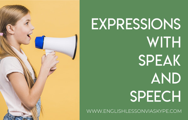English expressions with Speak and Speech. Useful English collocations. Improve your English vocabulary. #learnenglish #englishlessons #englishteacher #ingles #aprenderingles #idioms #vocabulary #studyenglish #englishlearning #английский #ingilizce