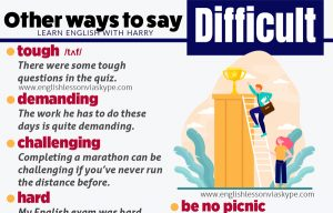 13 Other Words for Difficult