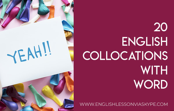 20 Collocations with Word. Spread the word, word of mouth, quiet word. Learn English with Harry at www.englishlessonviaskype.com #learnenglish #englishlessons #tienganh #EnglishTeacher #vocabulary #ingles #อังกฤษ #английский #aprenderingles #english #cursodeingles #учианглийский #vocabulário #dicasdeingles #learningenglish #ingilizce #englishgrammar #englishvocabulary #ielts #idiomas