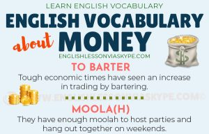 How to talk about Money in English