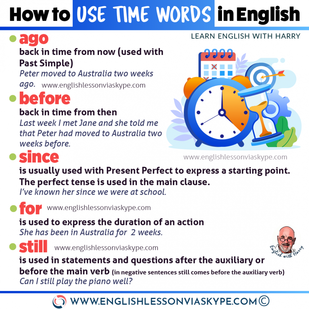 When to use Already, Still and Yet and other time words in English. Learn English with Harry at www.englishlessonviaskype.com #learnenglish #englishlessons #tienganh #EnglishTeacher #vocabulary #ingles #อังกฤษ #английский #aprenderingles #english #cursodeingles #учианглийский #vocabulário #dicasdeingles #learningenglish #ingilizce #englishgrammar #englishvocabulary #ielts #idiomas