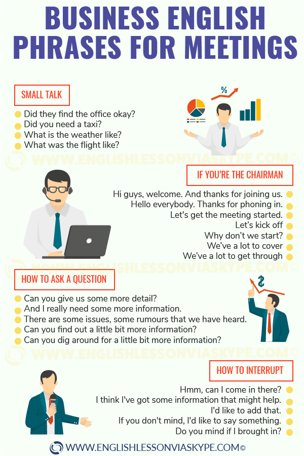 Business English Phrases for meetings. Learn English with Harry at www.englishlessonviaskype.com #learnenglish #englishlessons #tienganh #EnglishTeacher #vocabulary #ingles #อังกฤษ #английский #aprenderingles #english #cursodeingles #учианглийский #vocabulário #dicasdeingles