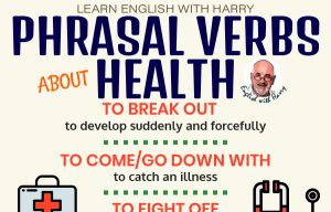 20 English Phrasal Verbs about Health