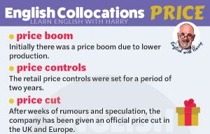 10 English Collocations with Price