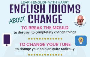 English Idioms about Change