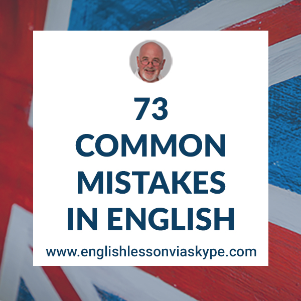 How to Avoid Common Mistakes in English. Online English Language Course $14.99 www.englishlessonviaskype.com #learnenglish #englishlessons #tienganh #EnglishTeacher #vocabulary #ingles #อังกฤษ #английский #aprenderingles #english #cursodeingles #учианглийский #vocabulário #dicasdeingles #learningenglish #ingilizce #englishgrammar #englishvocabulary #ielts #idiomas