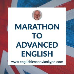 English Club – Marathon to Advanced English