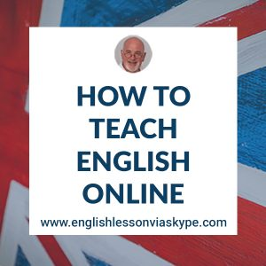 How to Teach English Online Course