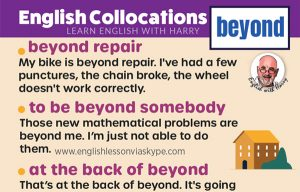 9 English Collocations With Beyond