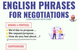 learn useful English phrases for business negotiations in English. Business English expressions. Confidence in English with www.englishlessonviaskype.com #learnenglish #englishlessons #EnglishTeacher #vocabulary #ingles #อังกฤษ #английский #aprenderingles #english #cursodeingles #учианглийский #vocabulário #dicasdeingles #learningenglish #ingilizce #englishgrammar #englishvocabulary #ielts #idiomas