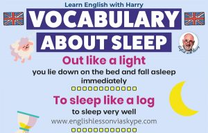 Read more about the article English Expressions Related To Sleep