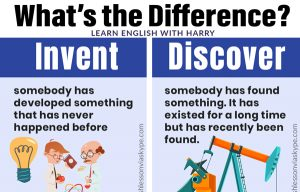 Read more about the article Difference between Invent and Discover