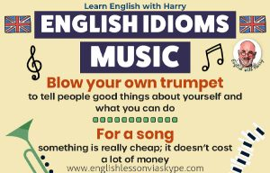 Read more about the article Useful Music Idioms In English