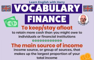 Read more about the article Personal Finance English Collocations