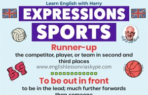 Read more about the article Advanced English Vocabulary About Sports