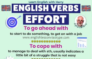Read more about the article Verbs Of Effort In English