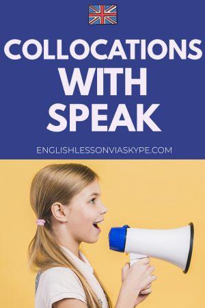 English expressions with Speak and Speech. Useful English collocations. Improve your English vocabulary. #learnenglish #englishlessons #englishteacher #ingles #aprenderingles #idioms #vocabulary #studyenglish #englishlearning #английский #ingilizce